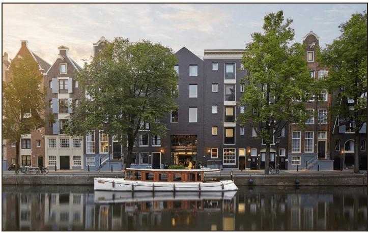 pulitzer hotel amsterdam with children