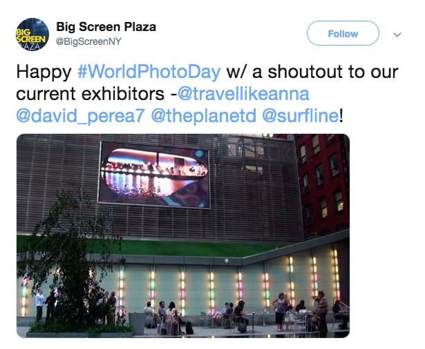 theplanetd photography events