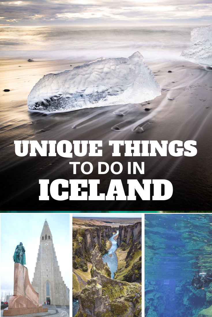 The Top Things to see in Iceland