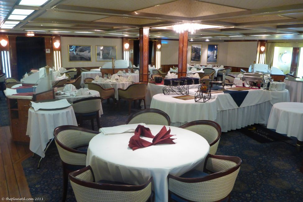 The Dining Room of the Sea Spirit