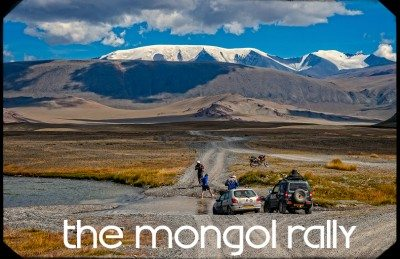Mongol-rally-adventure