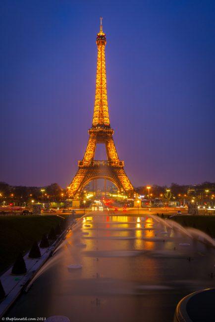Paris top travel destination of 2015