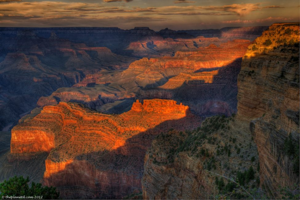 Grand-canyon-national-park-lanscape