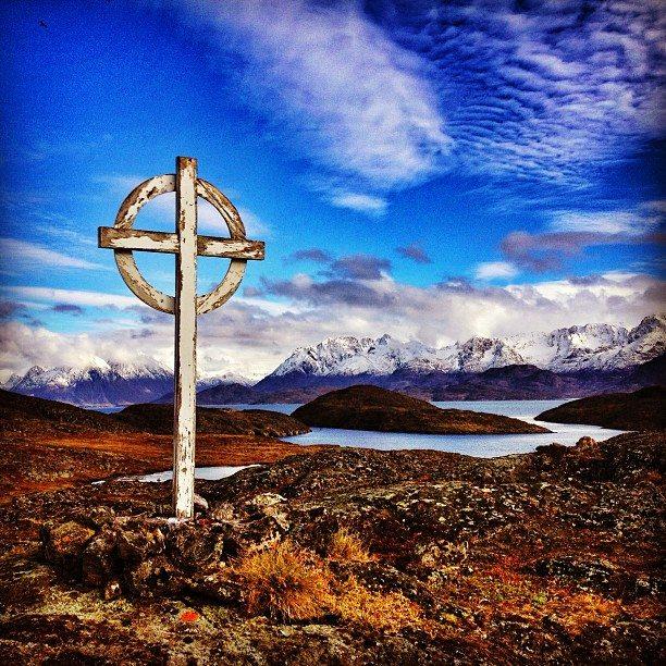 arctic cemetary greenland