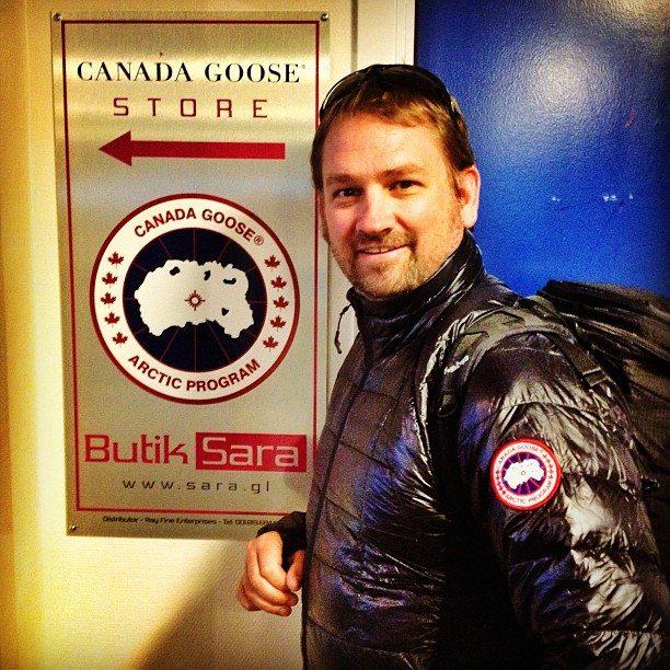 canadian goose gr?nland