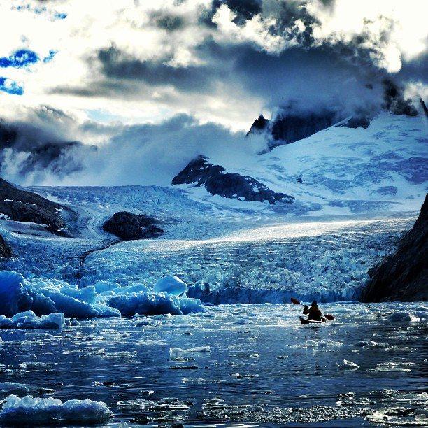 kayaking greenland Dave