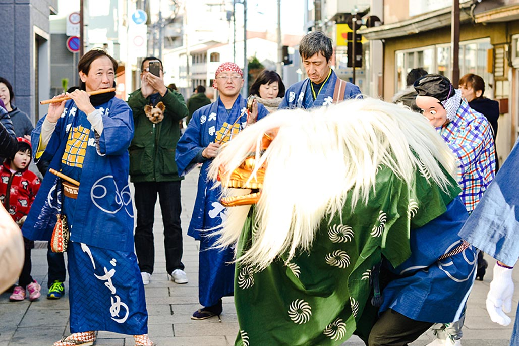 new year traditions japan