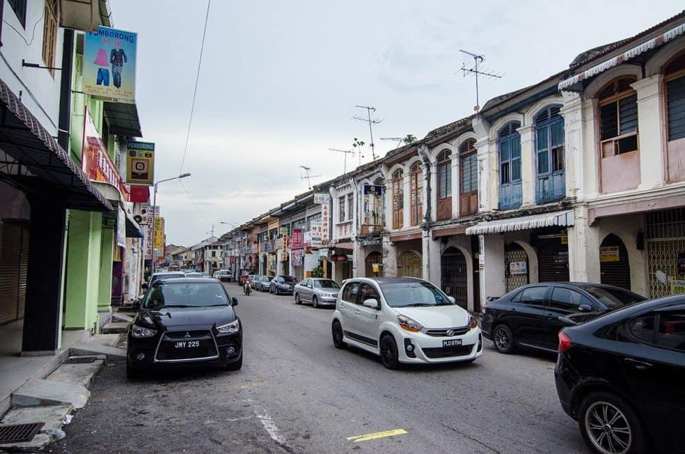 Photowalking the Streets of Georgetown, Penang