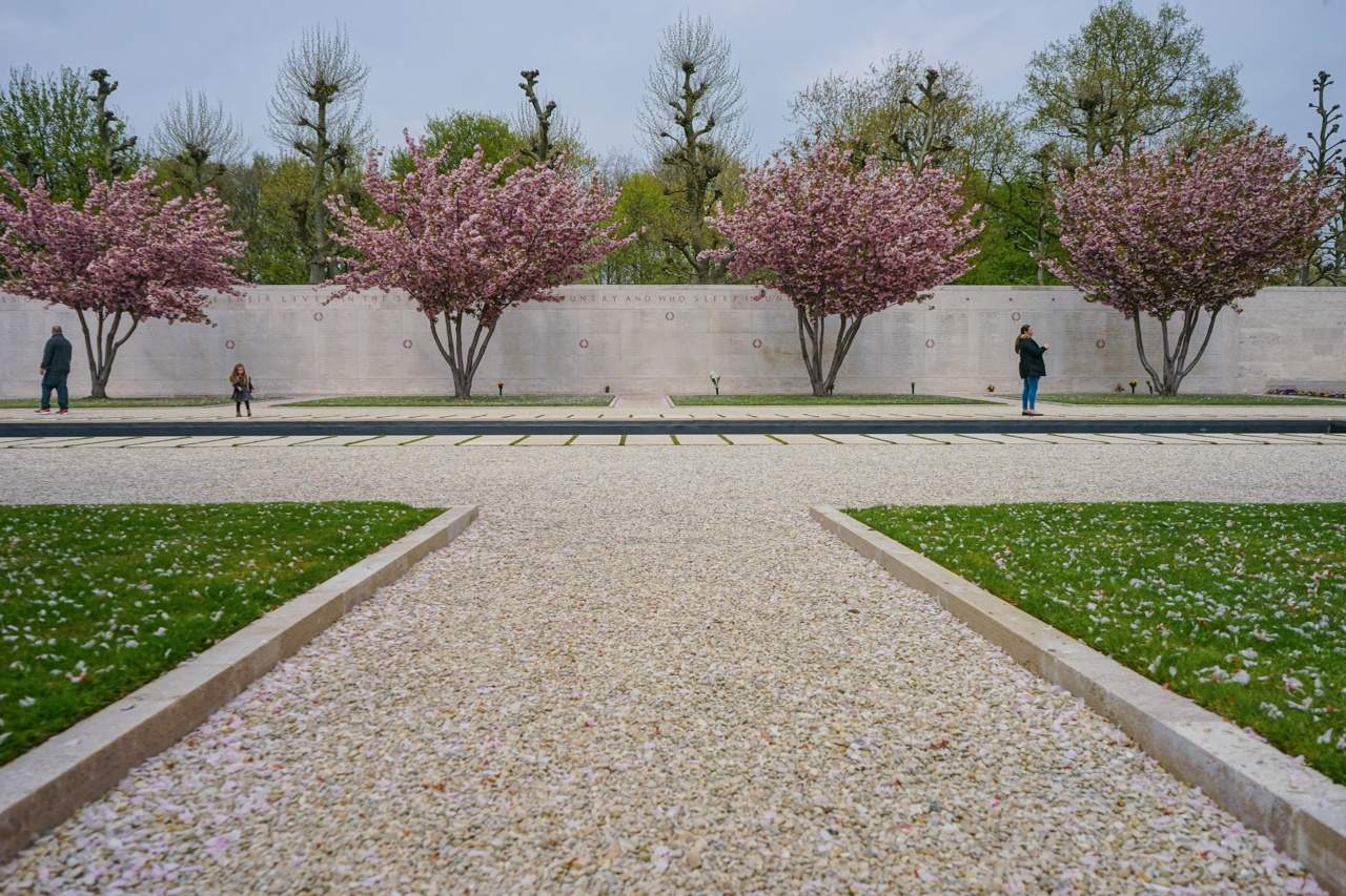 only American Cemetery in the Netherlands