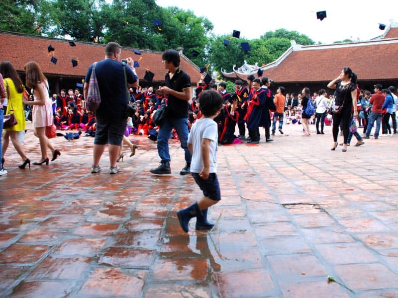 what to do in hanoi with kids