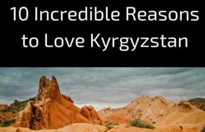 kyrygzstan travel