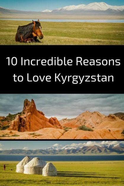 Kyrgyzstan Travel | 10 Incredible reasons to visit Kyrcyzstan