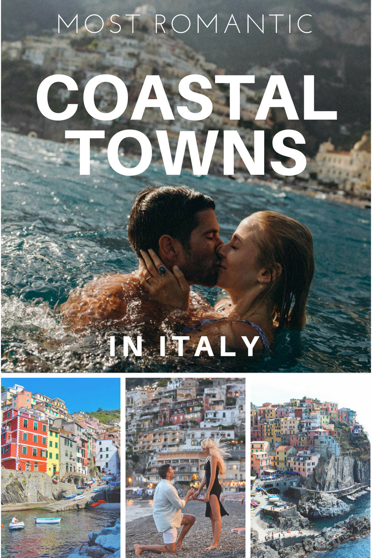 10 most romantic Italian Coastal Towns for Couples