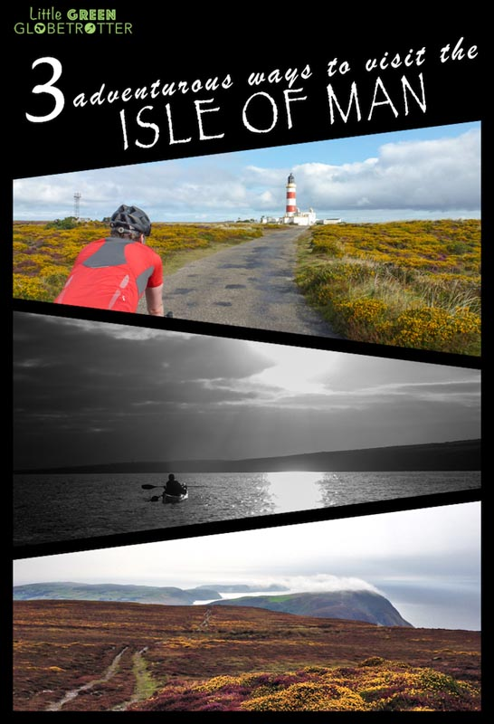 3 ways to visit the Isle of Man