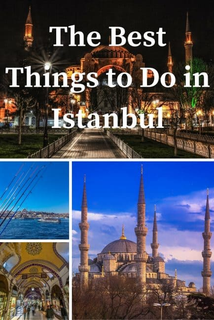 12 Things to Do in Istanbul