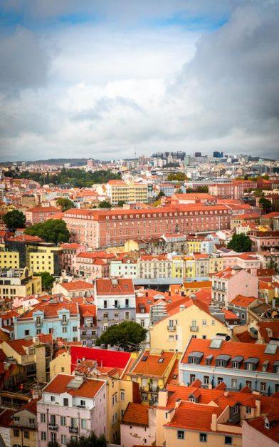 Лиссабон | Мирадуро да Граса