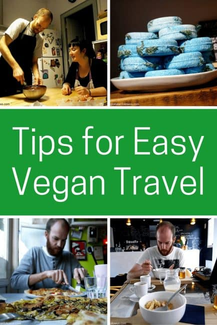 15 Tips for Easy Vegan Travel