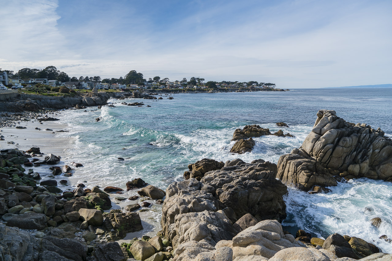 John Denver lived in Pacific Grove before his death