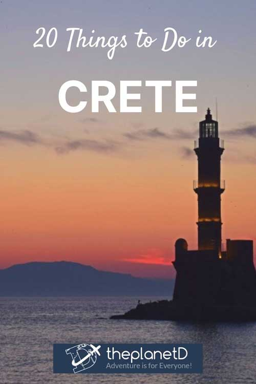 things to do in crete greece