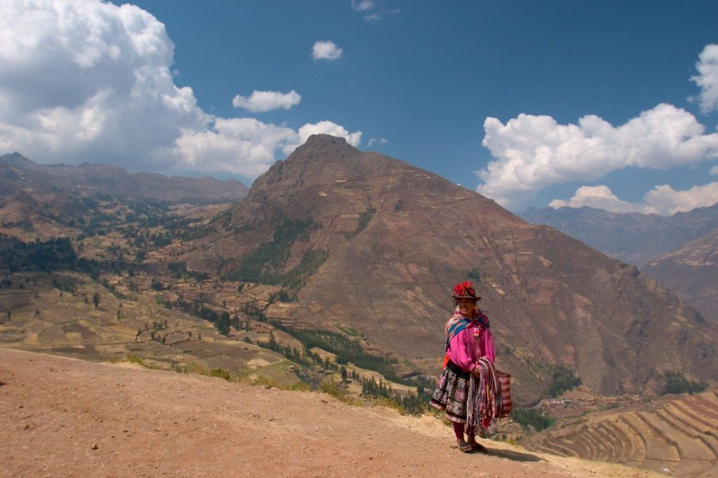 See the Sacred Valley of Peru