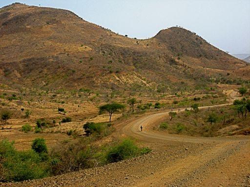 road. ethiopia