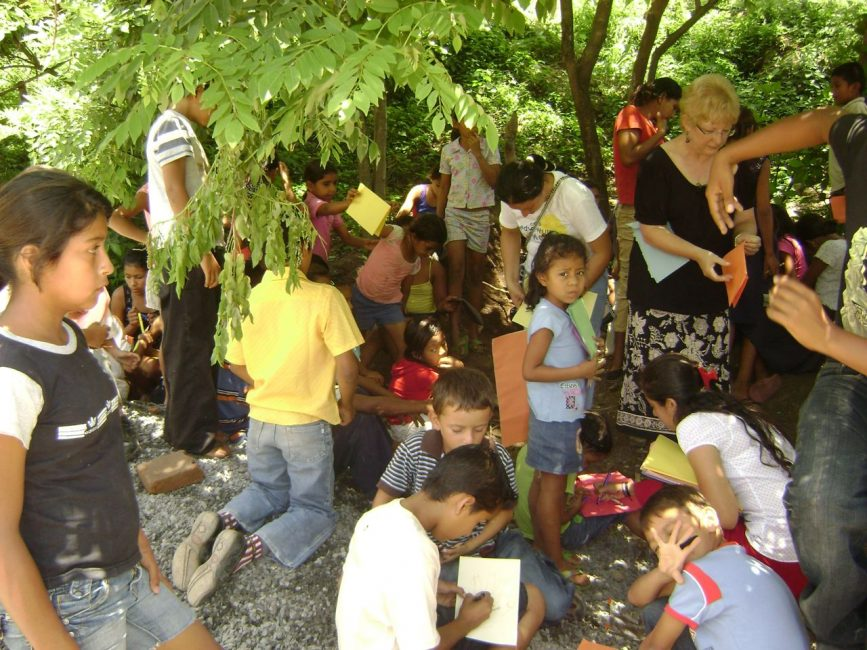 Nicaragua volunteer experience
