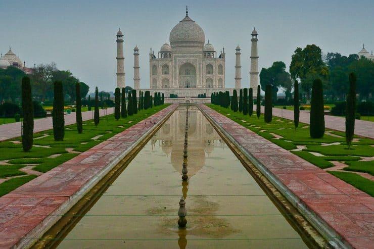 India's Taj Mahal