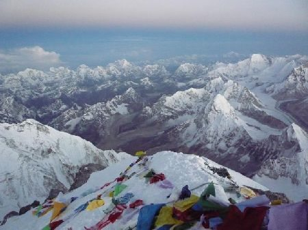 Everest, Top of the World | The Planet D | Adventure ...