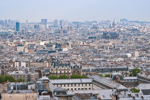 things to do in Paris Sacre Coeur