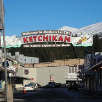 Downtown Ketchikan!