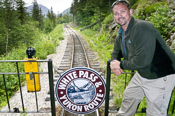Heli, Hike, and White Pass Railway in Skagway, Alaska