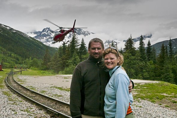 Alaska-adventure-Whitepass-Railway-Tracks