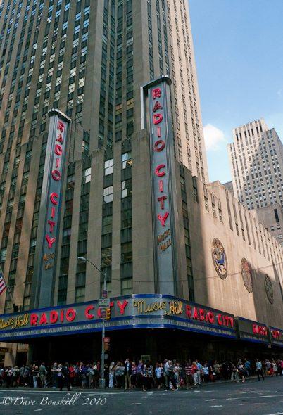 New York City-Radio City Music Hall