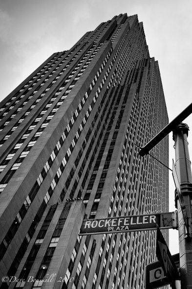 new york city rockefeller centre