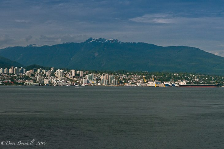 Vancouver's Capilano Canyon and Stanley Park