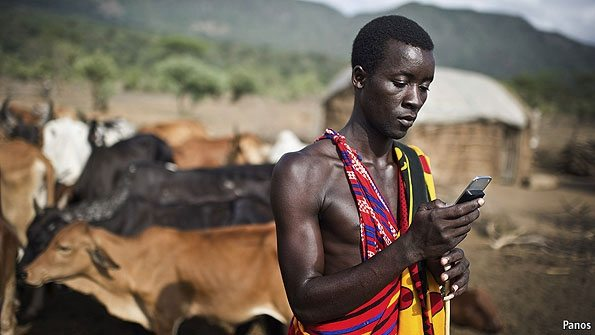 Texting in Africa