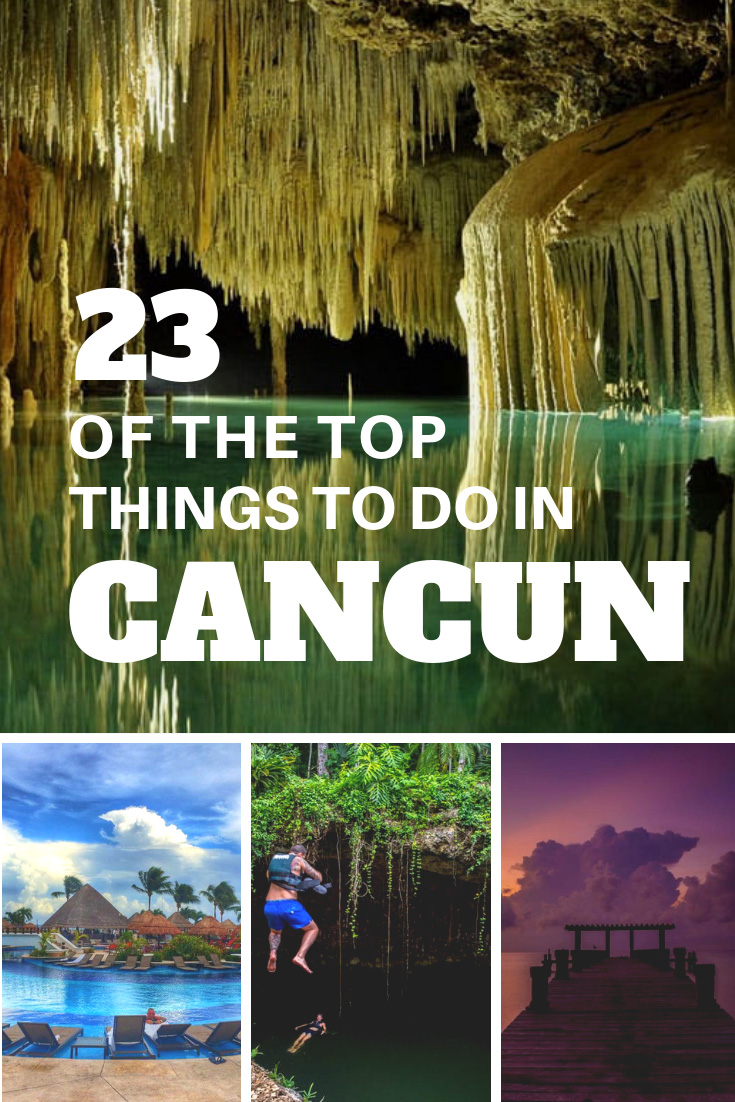 23 of the best things to do in Cancun