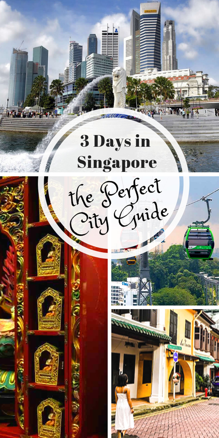 3 Days in Singapore - The Perfect Singapore Itinerary for First Timers