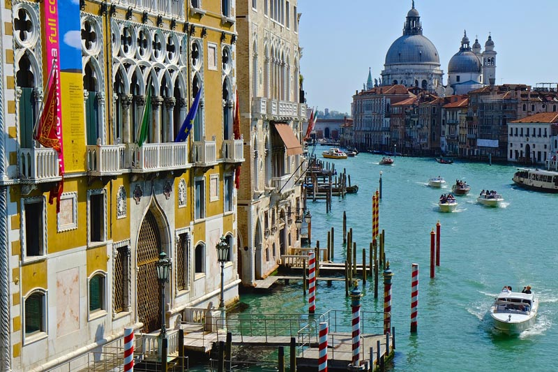 3 days in venice itinerary bridge of sighs