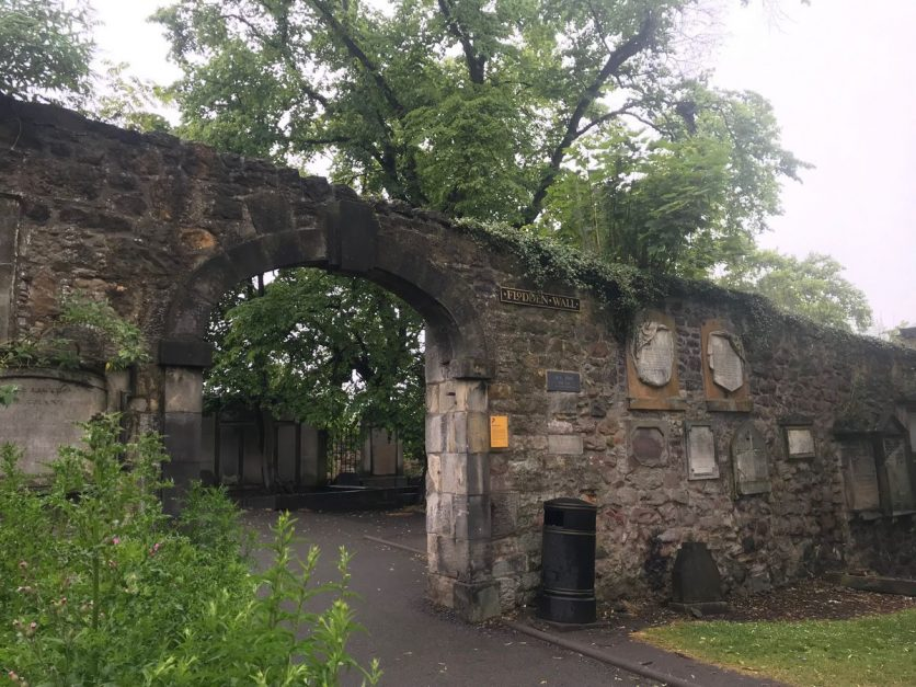 day 1 edinburgh itinerary | harry potter tour