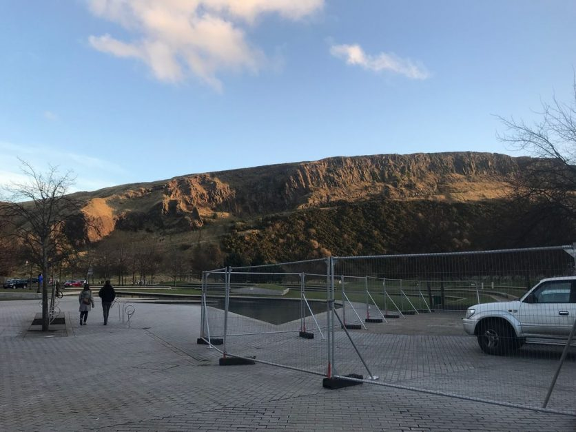 things to do in edinburgh | arthur's seat