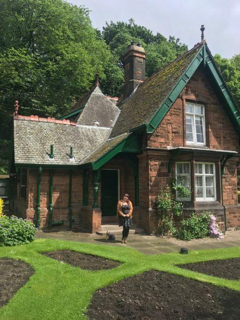 edinburgh in 3 days | princes street gardens