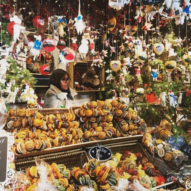edinburgh market