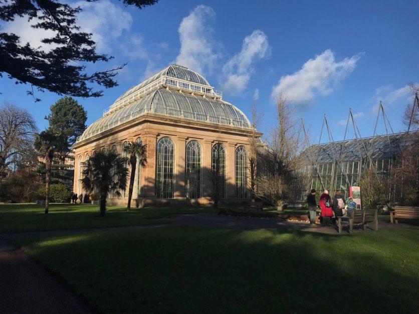 edinburgh itinerary blog | gardens