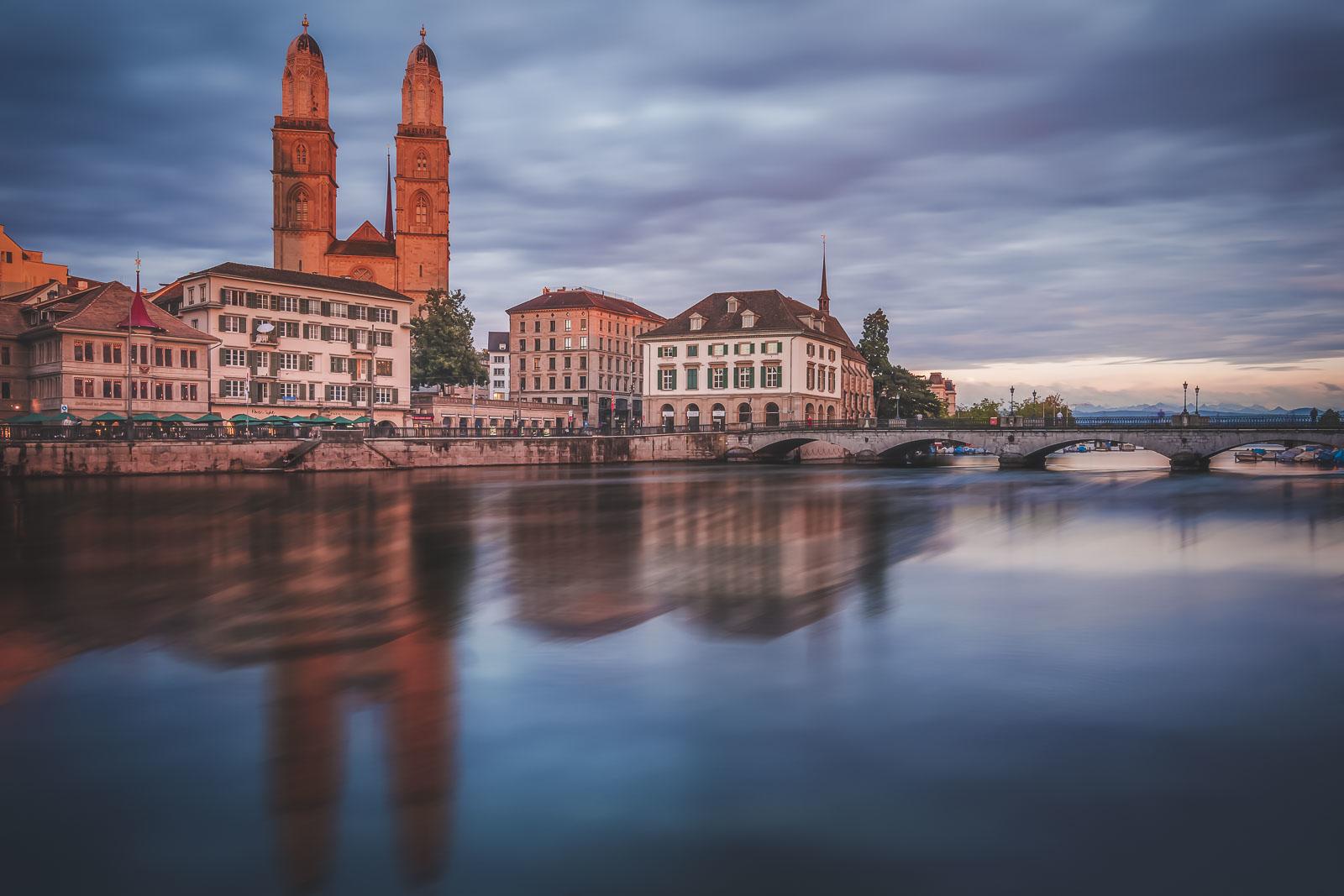 3 Days in Zurich Itinerary