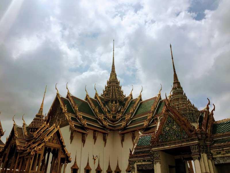 bangkok itinerary first stop grand palace