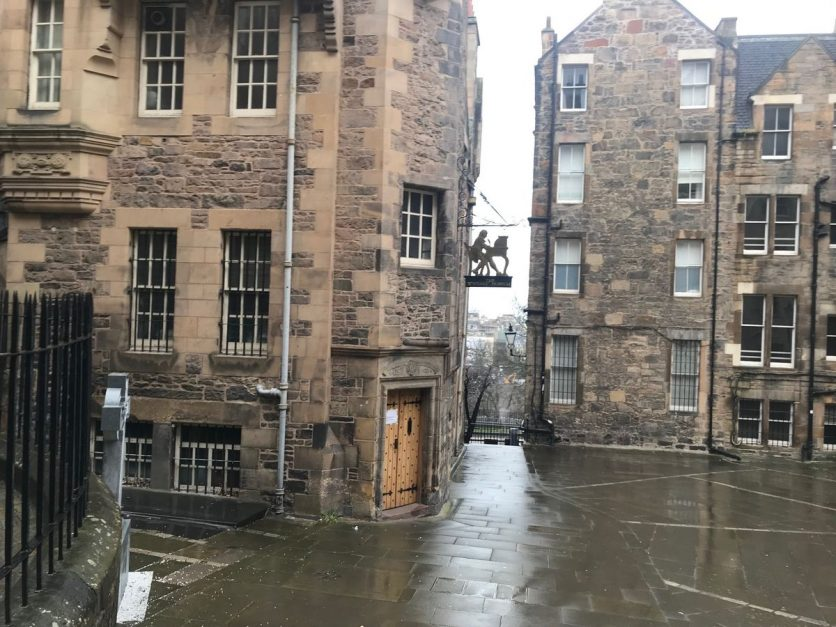 what to do in Edinburgh The Royal Mile