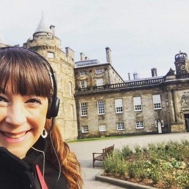 Visit Holyrood Palace