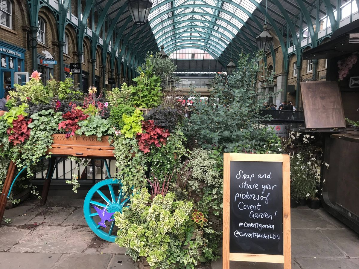 Covent Garden 3 Days in London 3 day London itinerary England