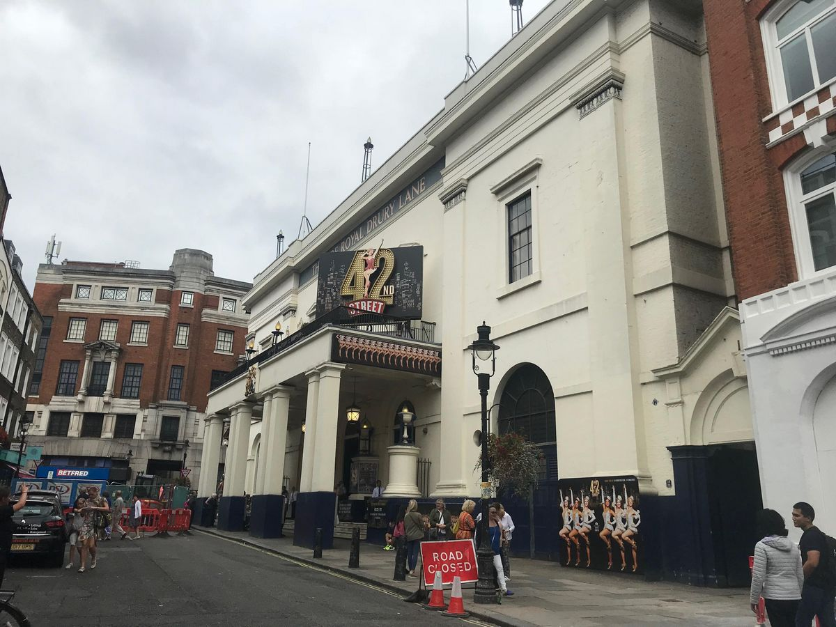 Theatre Royal Drury Lane 3 Days in London 3 day London itinerary England